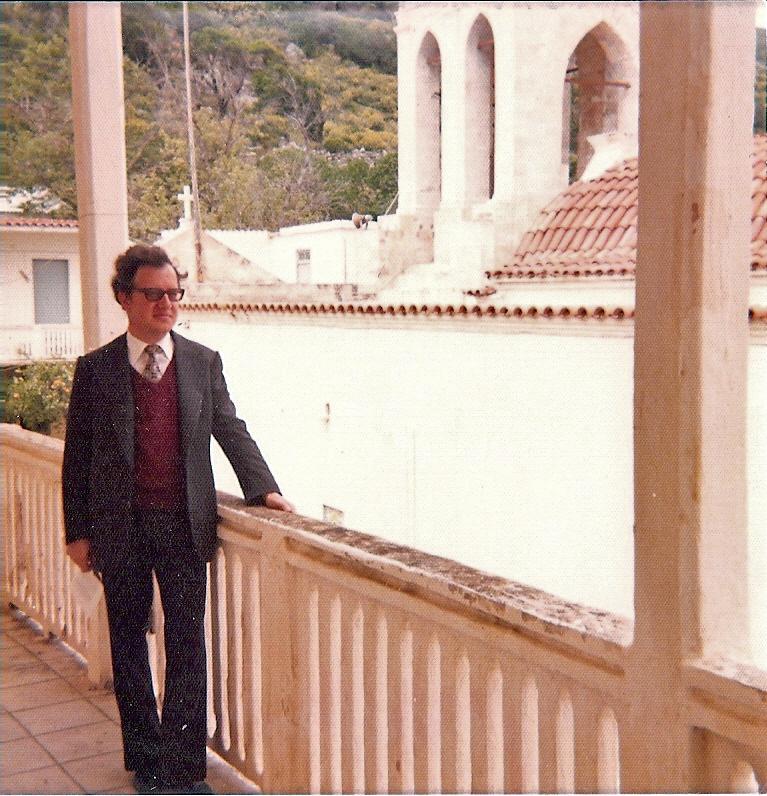 1977 στη Μονή Γωνιάς
